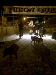 The Gang arrives in Dawson City in the early morning hours of February 12th!